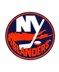 Rico Industries New York Islanders Static Cling Decal