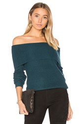 Lovers Friends X Revolve Luna Sweater Teal