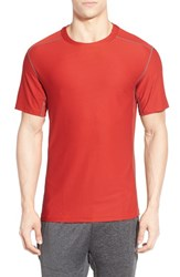 Men's Exofficio 'Give N Go Sport' Mesh Crewneck T Shirt Stop