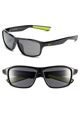 Nike 59Mm 'Premier 6.0' Performance Sunglasses Black Volt