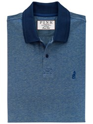 Thomas Pink Payton Multi Polo Shirt Blue