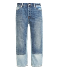 Marc By Marc Jacobs Patchwork Boyfriend Jeans