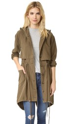 Ag Jeans Sparrow Jacket Olive Night