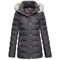 Tommy Hilfiger New Tyra Down Jacket Black