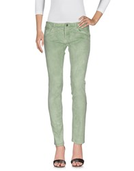 Daniele Alessandrini Jeans Light Green
