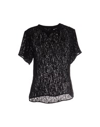 Theyskens' Theory Blouses Black