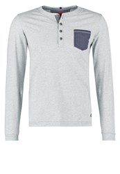 S.Oliver Long Sleeved Top Grey Wall Mottled Grey