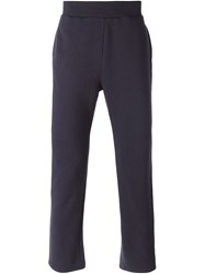 A.P.C. 'Teddy' Track Pants Blue