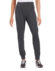 Marc New York Knit Joggers Charcoal Heather