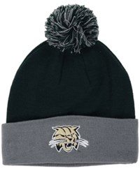 Top Of The World Ohio Bobcats 2 Tone Pom Knit Hat