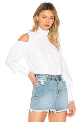 Elliatt Ivy Top White