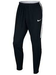 Nike Dry Academy Football Tracksuit Bottoms Black White