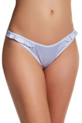 Lovers Friends Simone Thong Purple