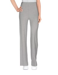 Stefano Mortari Trousers Casual Trousers Women Grey