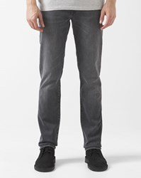 Levi's Washed Gray Slim 511 Jeans Grey