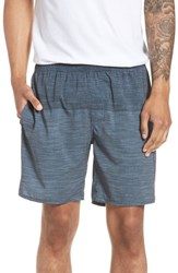 Travis Mathew Tempo Performance Shorts Heather Quiet Shade