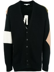 Stella Mccartney Tomorrow Knit Cardigan Black