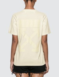 Off White Casual T Shirt White