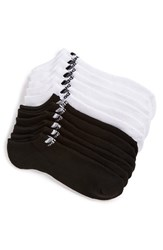 Adidas Men's 6 Pack Original Trefoil No Show Socks