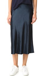 Vince Slip Skirt Coastal