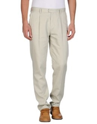 Ermanno Scervino Scervino Street Casual Pants Light Grey