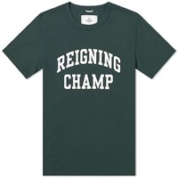 Reigning Champ Ivy League Tee Green