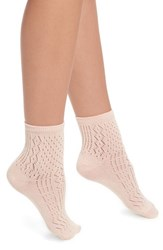 Richer Poorer Margot Ankle Socks Pink