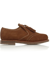 Penelope Chilvers Camber Suede Loafers