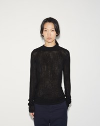 Hope Skin Sweater Black