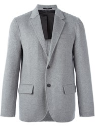 Joseph Two Button Blazer Grey