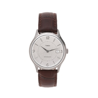 Timex For J.Crew 1600 Watch Classic Brown