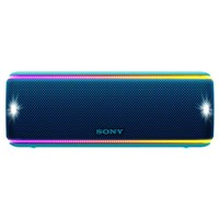 Sony Srs Xb31 Extra Bass Waterproof Bluetooth Nfc Portable Speaker With Led Ring And Strobe Lighting