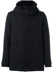 Individual Sentiments Hooded Jacket Black