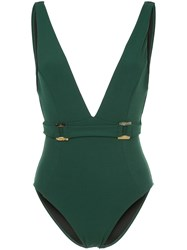 Suboo Jungalow Swimsuit Green