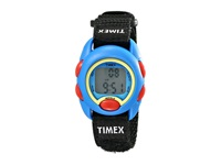 Timex Digital Fast Wrap Velcro Strap Watch Youth Black Blue Red Yellow Watches