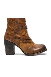 Freebird Gem Bootie Brown