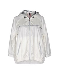 Club Des Sports Jackets Ivory