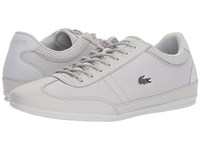 Lacoste Misano Sport 218 1 Light Grey Light Grey Shoes Gray
