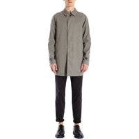Todd Snyder Chambray Topper Gray