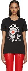 Undercover Black Clown T Shirt