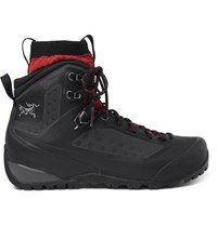 Arc'teryx Bora2 Mid Gore Tex And Rubber Hiking Boots Black