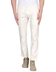 Allievi Casual Pants Ivory