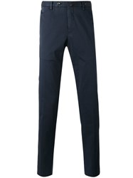 Pt01 Chino Trousers Blue