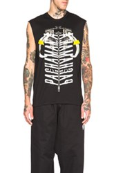 Marcelo Burlon Caibarien Tank In Black