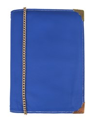 Carmina Campus Handbags Blue