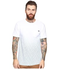 O'neill Footnote Short Sleeve Screens Impression T Shirt White Men's T Shirt