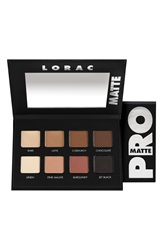Lorac 'Pro' Matte Eyeshadow Palette 45 Value