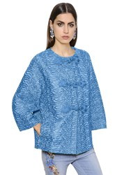 Ermanno Scervino Embroidered Double Lace Jacket