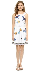 Elle Sasson Betta Dress White