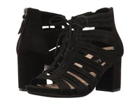 Saletto Earthies Black Suede Women's Shoes